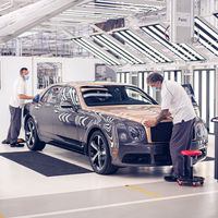 Bentley Mulsanne sale de producción después de más de una década siendo el buque insignia
