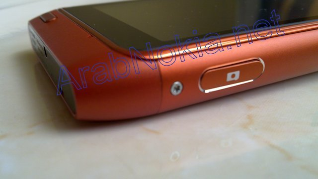 Foto de Nokia N8 naranja, batería (4/9)