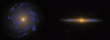 La simulación cosmológica de más alta resolución jamás hecha