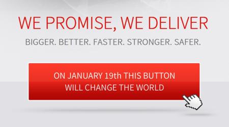 Kim Dotcom habilita el dominio para Mega. La imagen de la semana