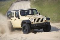 Jeep J8, el Wrangler para el ejército