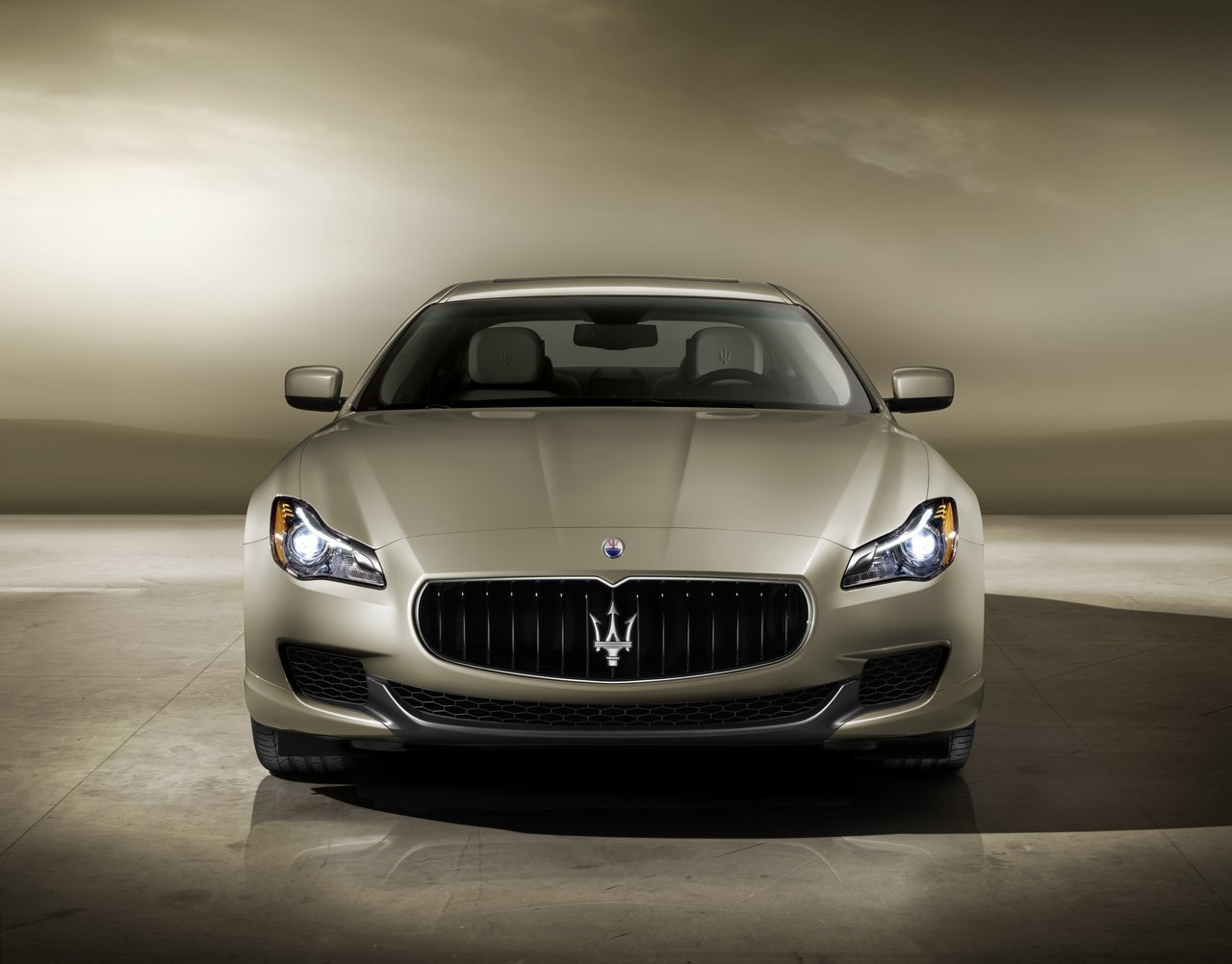 Foto de Maserati Quattroporte (2013) (45/47)