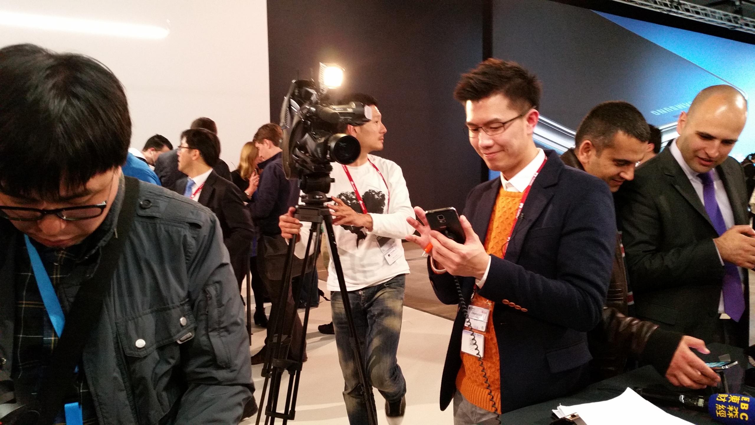 Foto de Fotografías hechas con Galaxy S5 (1/8)