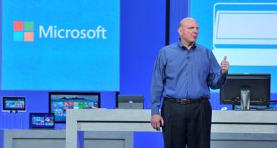 Ballmer podría anunciar pronto los cambios en la estructura interna de Microsoft