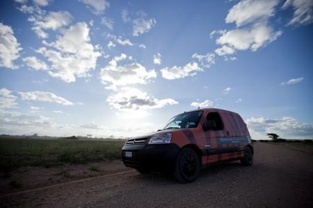 Misión África: recorrer 4.800 kilómetros en una Citroën Berlingo EV