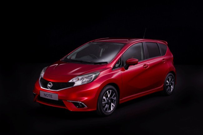 Nissan Note con paquete Dynamic