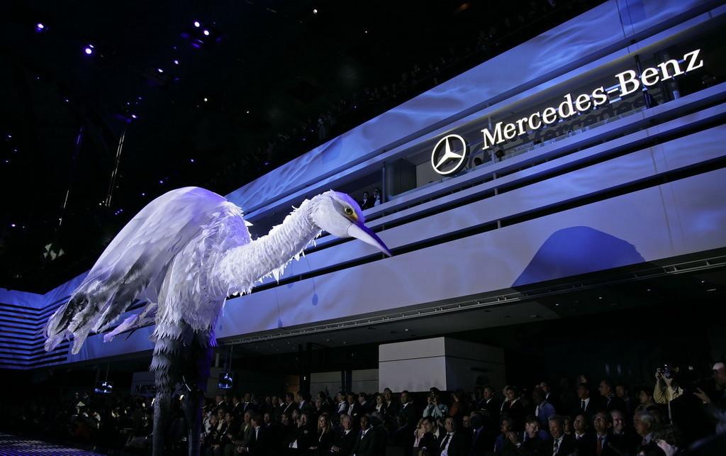 Foto de Salón de Frankfurt 2007: Mercedes Benz (16/18)