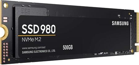 SSD NVMe M.2 de Samsung con descuento en Amazon México