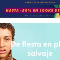 En ASOS quieren equiparte para estas Navidades con el 50% de descuento en looks de fiesta