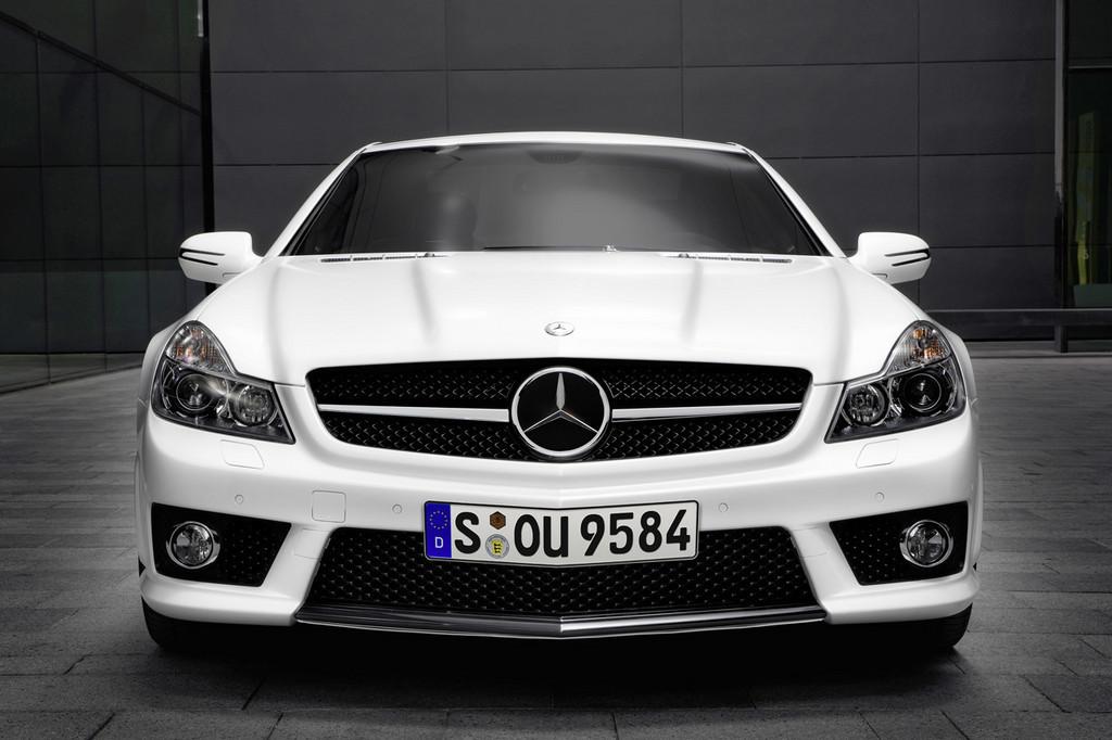 Foto de Mercedes-Benz SL 63 AMG Edition IWC (1/8)