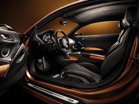 Audi R8 China Limited Edition Interior