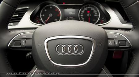 Audi A4 Avant 2.0 TDI, prueba