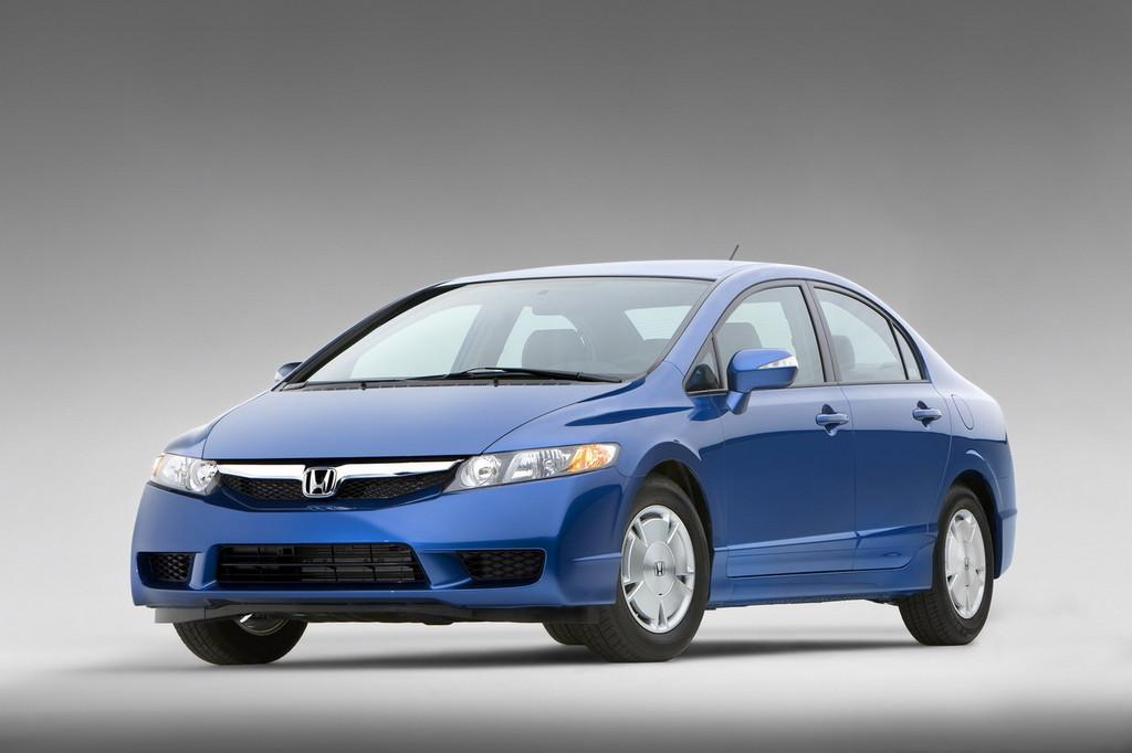 Foto de Honda Civic Hybrid 2009 (24/24)