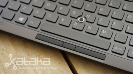 Sony Vaio Duo 11 trackpad