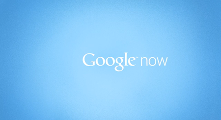 Aparecen pistas de Google Now en version web de escritorio