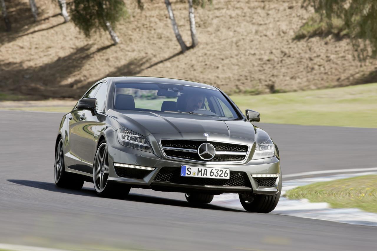 Foto de Mercedes CLS 63 AMG 2011 (13/30)
