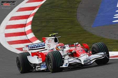 Timo Glock y Alonso, los más rápidos en Fuji