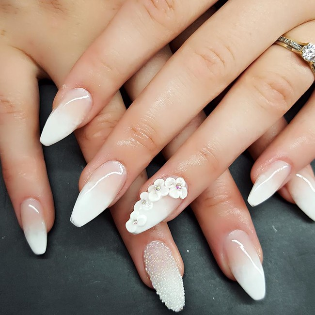 manicura uñas novia boda