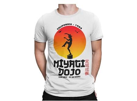 Camisetas Karate Kid