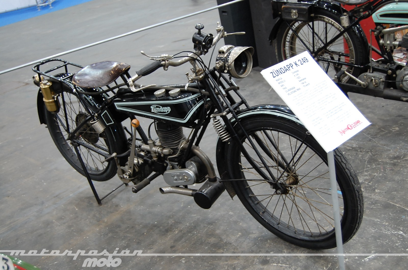 Foto de Mulafest 2014, exposición de motos clásicas (3/35)