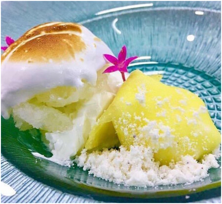 Ravioli De Pina Y Lima Limon Un Remate Refrescante Para Una Comida A La Altura