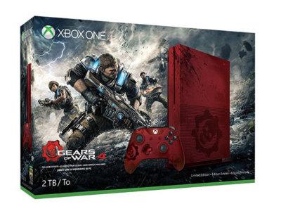 Se filtra un pack especial de Xbox One S con una copia de Gears of War 4 Ultimate Edition