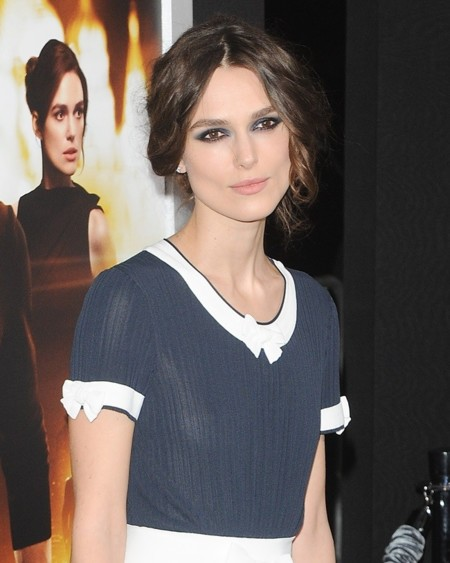 Keira Knightley a lo Coco Chanel en el estreno de Jack Ryan: Shadow Recruit