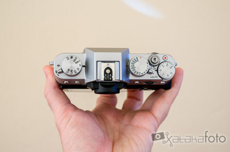 Fujifilm X T10 Topmano