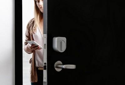 La forma de llamar a la puerta podrá ser tu contraseña para abrirla con Sesame