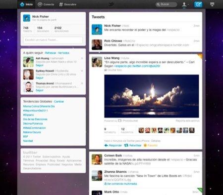 Twitter rediseña por completo su interfaz web, las aplicaciones móviles y añade nuevas funcionalidades