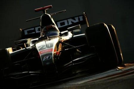 James Jakes se queda en Coloni para la GP2 2011