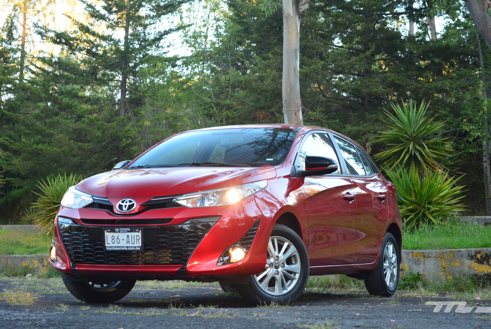 Foto de Toyota Yaris Hatchback (prueba) (1/20)