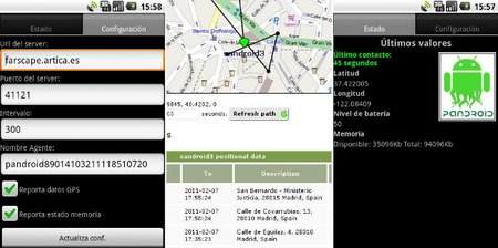 Pandroid 2.0, una aplicación para ayudar a la gestión de flotas de móviles Android