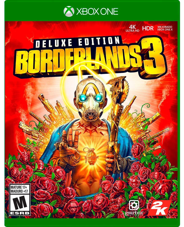 Borderlands 3: Deluxe Edition para Xbox One
