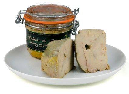 Foie gras de oca