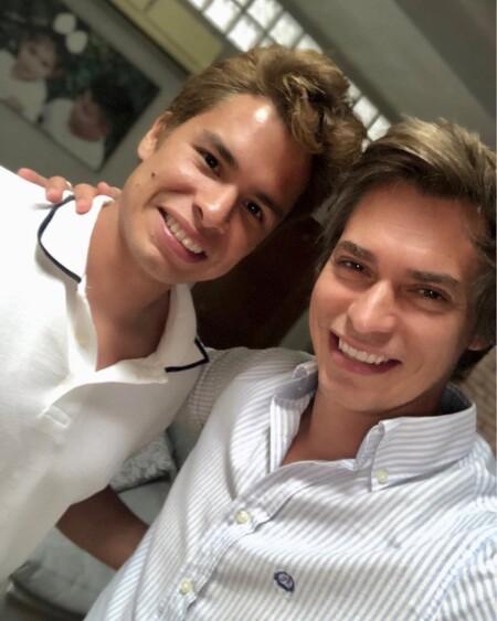 """Carlos Baute anuncia la reconciliación definitiva con su hijo José Daniel tras 12 años de guerra judicial: """"Te pido perdón, vamos a recuperar el tiempo perdido"""""""