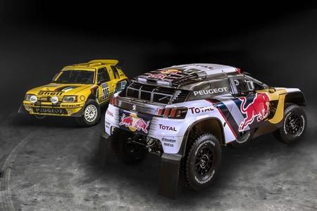 Peugeot defiende corona en el Dakar 2016: viaje a las raíces del 3008 DKR