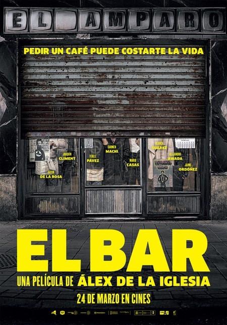 El Bar de Álex de la Iglesia