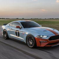 ¿Ya tienes listos tus ahorros? El Ford Mustang Brown Lee Performance Gulf  Heritage ya está a la venta