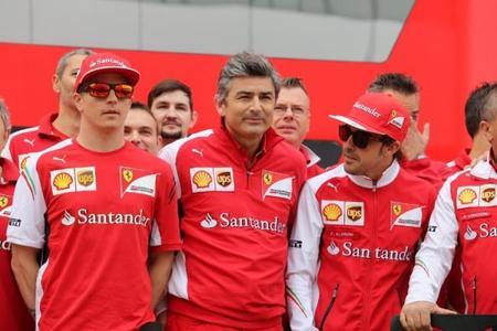Marco Mattiacci confirma que se mantiene la alineación de pilotos para 2015