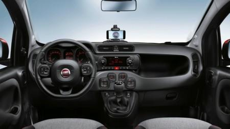 Fiat Panda 2017 Interior