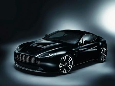 Aston Martin Carbon Black, ediciones especiales del DBS y Vantage V12