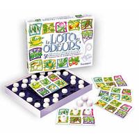 La lotería de los olores: un juego muy útil para la cata