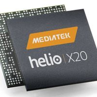 MediaTek amenaza a gigantes con Helio X20, el primer SoC de triple clúster con 10 núcleos