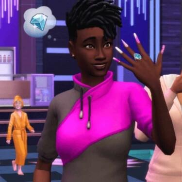 Con la nueva actualización gratis de Los Sims puedes (por fin) hacer la manicura y pedicura