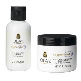 Kit Microdermoabrasión y Minipeeling de Olay: renueva tu piel en casa
