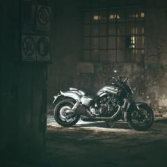 Foto 9 de 16 de la galería yamaha-vmax-matt-grey-2015 en Motorpasion Moto