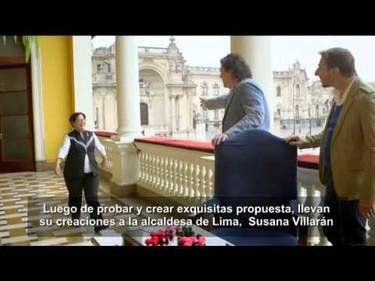 """Jordi Roca y Gastón Acurio se unen en """"Collaboration Culture"""""""