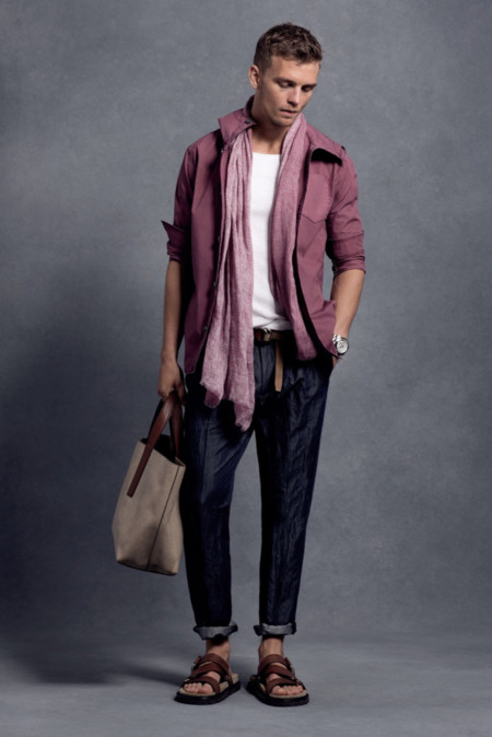 Michael Kors Spring Summer 2016 Menswear Collection 003