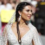 Así es el vestido de novia de Pilar Rubio: un diseño decepcionante